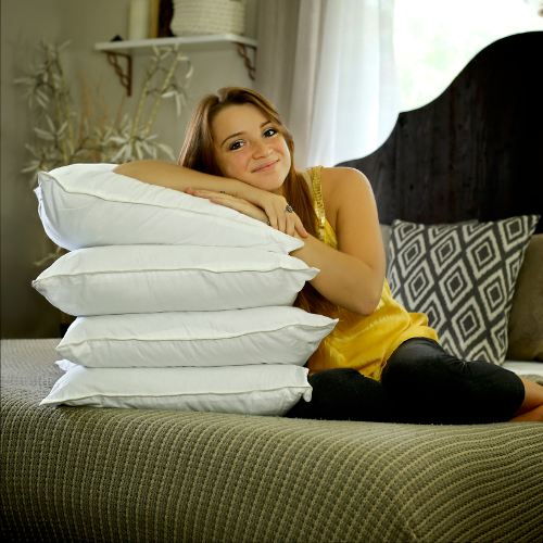 Mulberry Silk Filled Pillow 100 Natural And